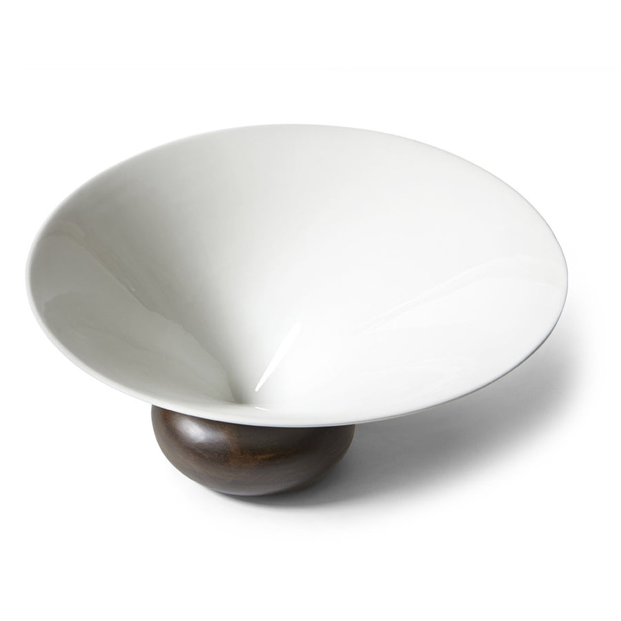 Conic Bowl with Ring