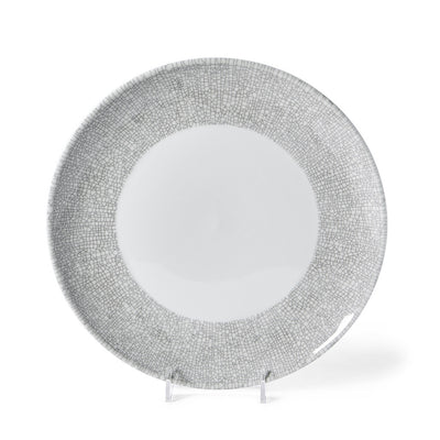 Crackled Glaze Plates
