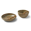 Bamboo Handle Fruit Bowls