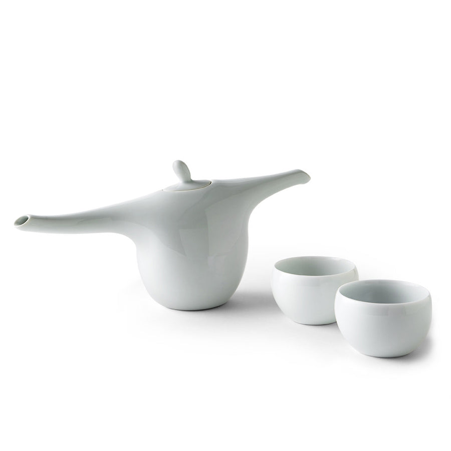 In Fascination Tea Set