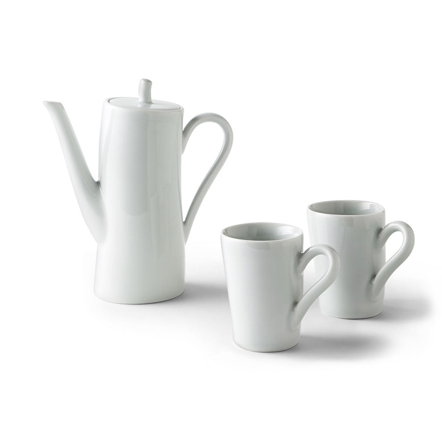 Bent Waist Tea Set