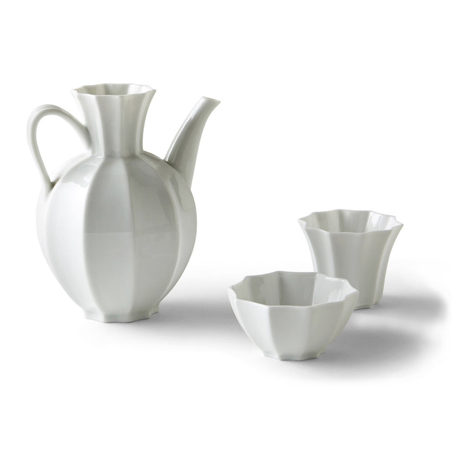 Ridges Sake Set