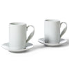 Ribbon Handle Espresso Cup Set