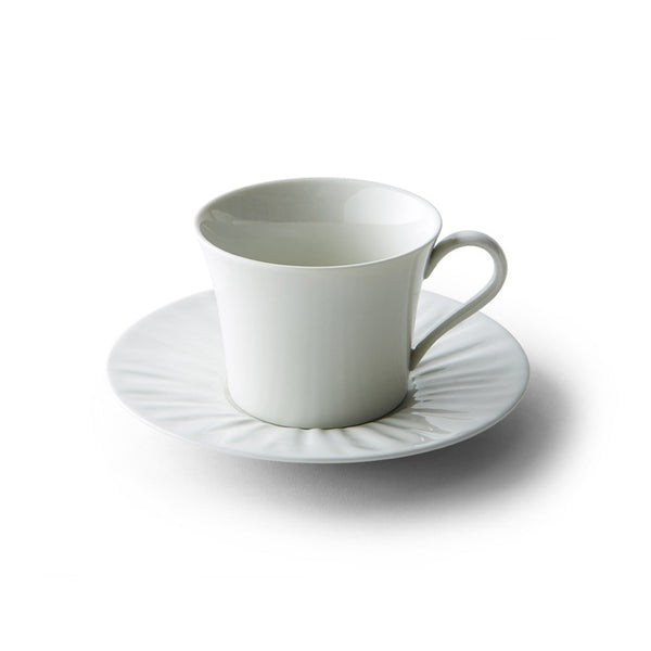 Lace Coffee Cup & Saucer
