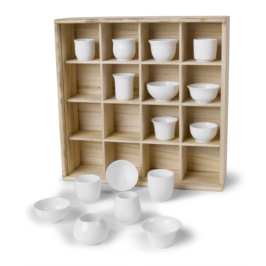 16 Salutes – Sake Cup Collection