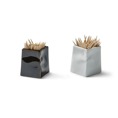 Origami Toothpick Holder