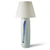 Narrow Neck Tall Lamp