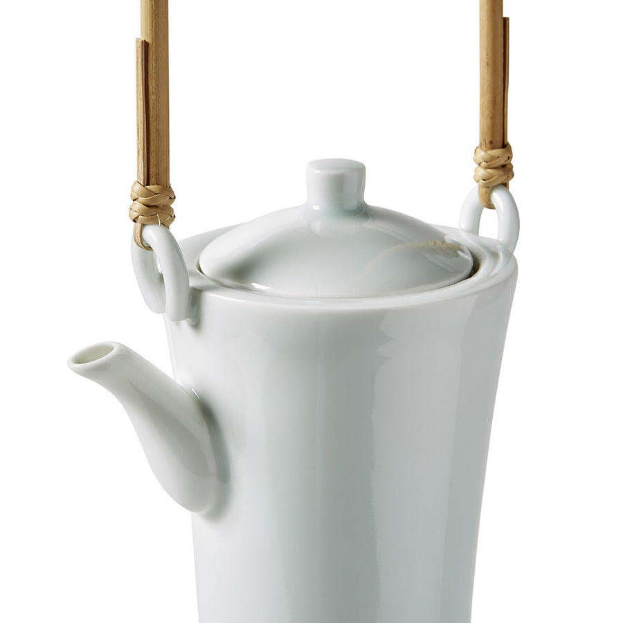 Extra Long Teapot Flower Vase
