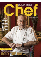 Chef Magazine 12 issues Subscription