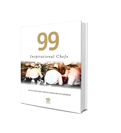 99 Inspirational Chefs - Taste of Relais & Chateux