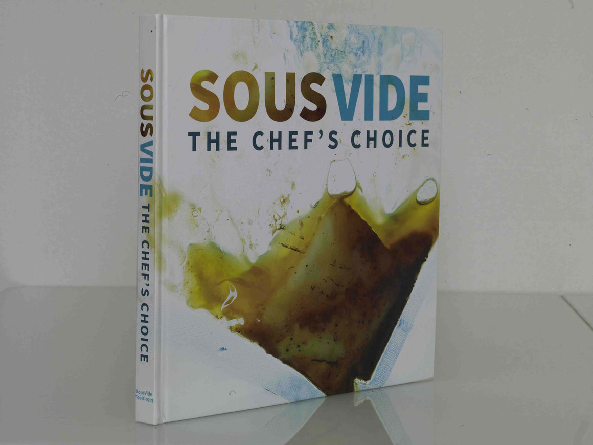 Sousvide The Chefs Choice recipe Book