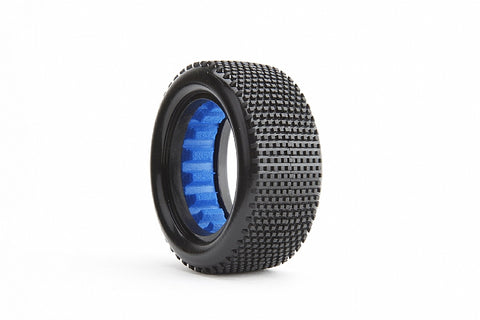 1/10-4WD Buggy Front Tire Insert Light Weight Closed Cell (2) (BLUE)