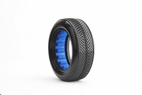 1/10-2WD Buggy Front Tire Insert Light Weight Closed Cell (2) (BLUE)