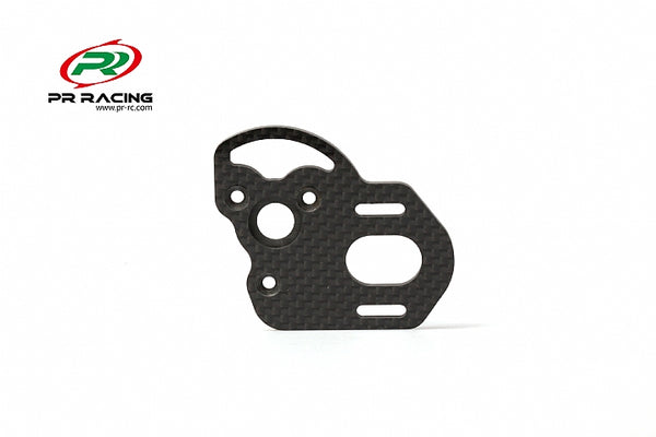 S1 EVO Carbon Fibre Motor Plate -2mm Height