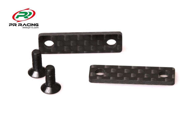 "Narrow S1V3FM Carbon Fiber RR ""Lower"" Hanger Spacer 1.5mm."