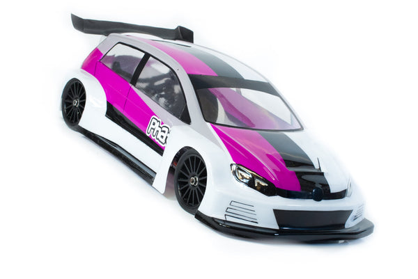 PHAT BODIES 'VTCR' 1/10TH TOURING CAR BODY SHELL