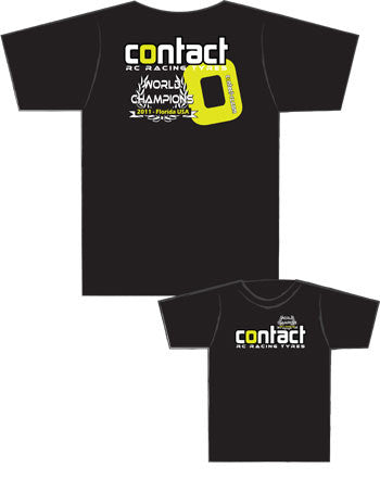 Contact T Shirt - XXX/Large