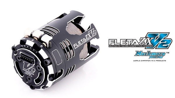 Much More Fleta ZX V2 13.5T Brushless Motor