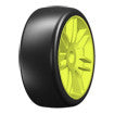 GRP 1:8 GT Slick (Yellow Rim)