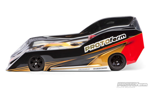 Proline Pfl128 1:8Th Onroad Clear Body (Pr1533-40)