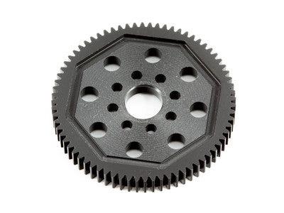 MACHINED SPUR GEAR 72T (48DP)