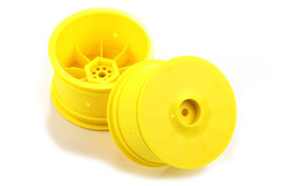 wheel rim yellow (rear)