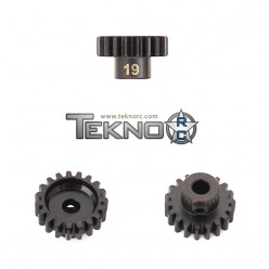 M5 PINION GEAR (19T, MOD1, 5MM BORE, M5 SET SCREW)