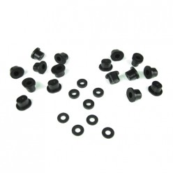 Hinge Pin Inserts, Wheelbase Shims (complete set)