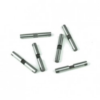 DIFFERENTIAL CROSS PINS (6PCS, REQUIRES TKR5150 GEARS)