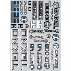 Decal/Sticker Sheet (SCT410)
