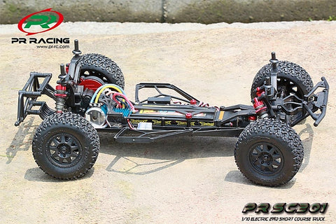 PR SC-201 1/10 Electric 2WD  kit(Gear Diff Version)