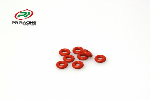 Shock O-Rings(Red)