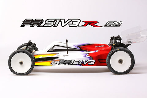 PR S1 V3 TYPE R(FM) EVO 1/10 Electric 2WD Buggy PRO Kit (gear diff version)