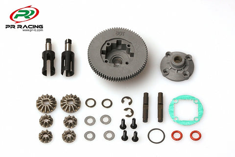 SB401-R 80T Central Differential Set
