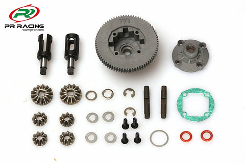SB401-R 77T Central Differential Set