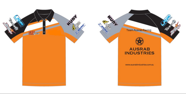 Team Ausrab Racing Shirt