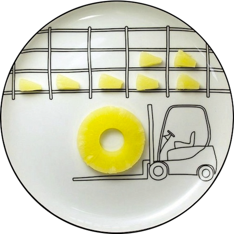 Warehouse Plate
