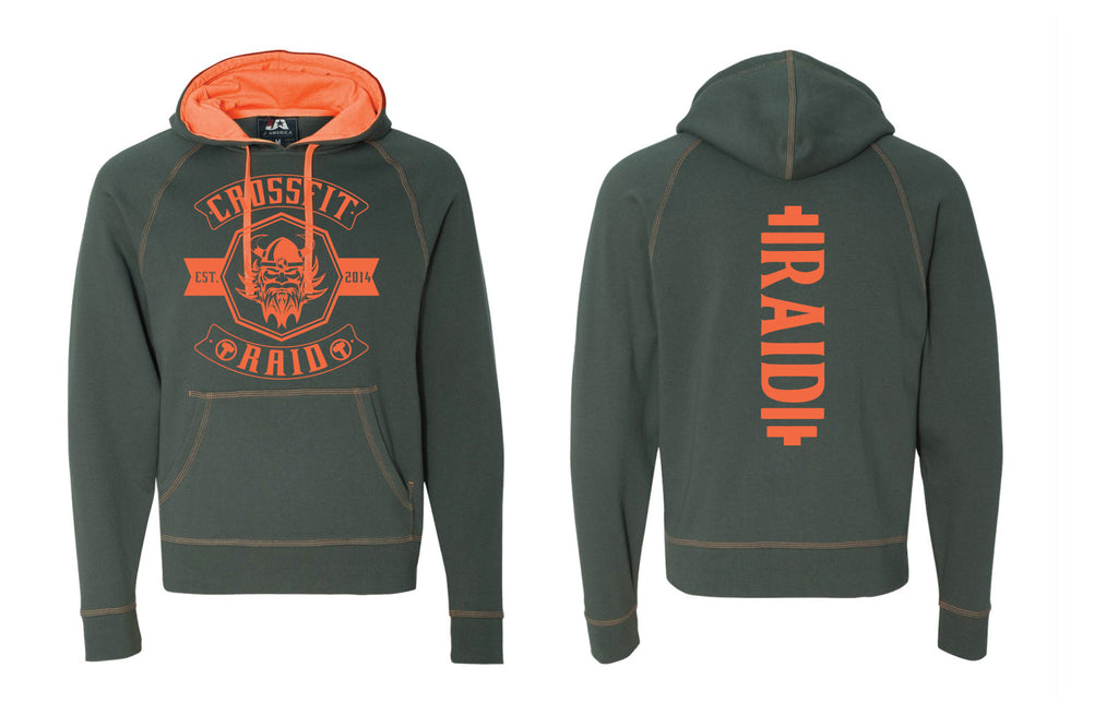 CF Raid Hooded Sweatshirt