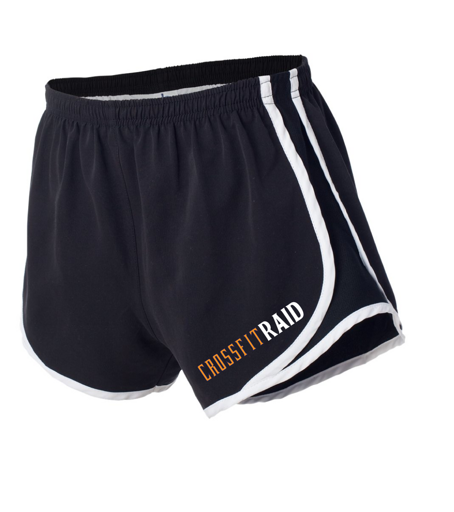 CF RAID WOMENS RUNNING SHORTS
