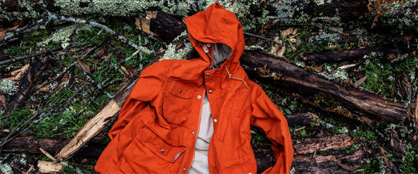 Travel Shell Parka