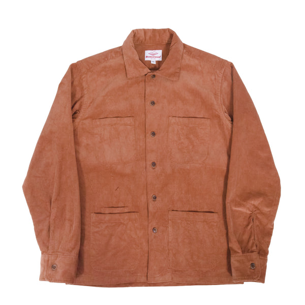 5 Pocket Canyon Shirt, Russet