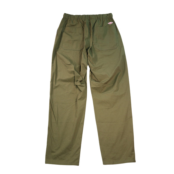 Active Lazy Pants, Brown Print