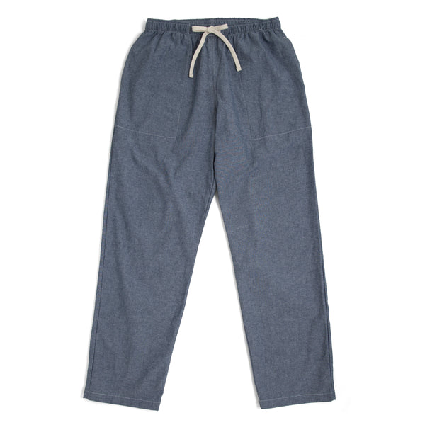 Active Lazy Pants, Indigo