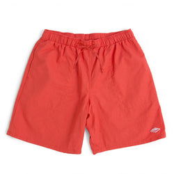 Active Lazy Shorts, Tomato