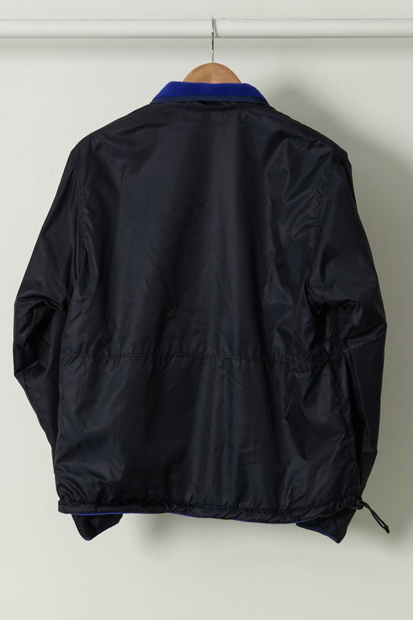SAMPLE OF Reversible Camper Jacket, Navy/Cobalt