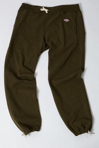 Step-Up Sweatpants, H. Olive