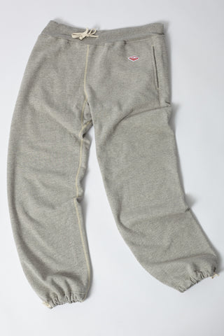 Step-Up Sweatpants, Heather Grey