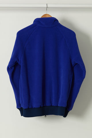 Warm-Up Fleece, Cobalt