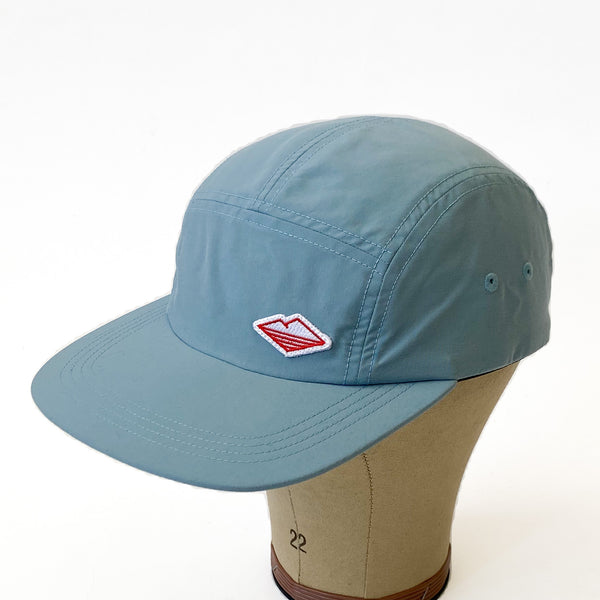 Travel Cap, Powder Blue Nylon