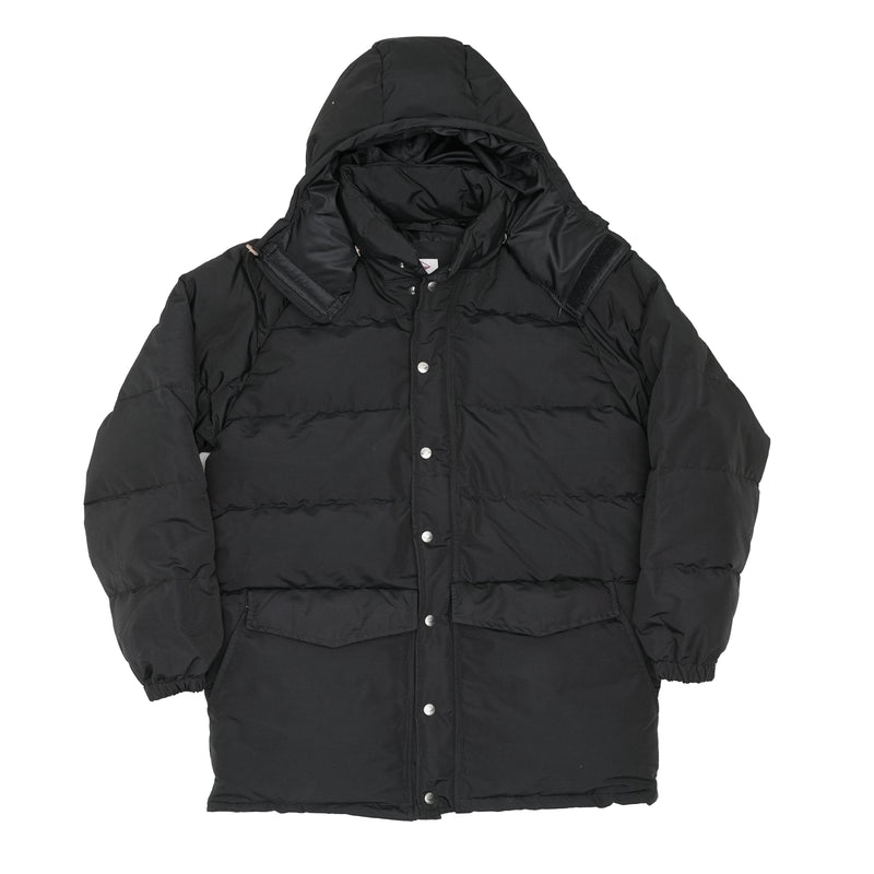 Batten-Down Parka, Black